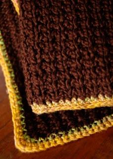 Knit 1 LA: Baby Nico's Blanket