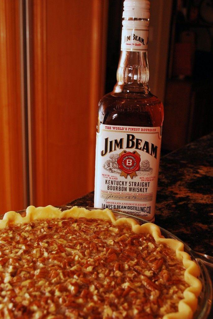 Bourbon Pecan Pie   From Valerie's Kitchen