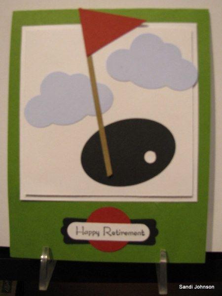 Golf Retirement - Easy to replicate