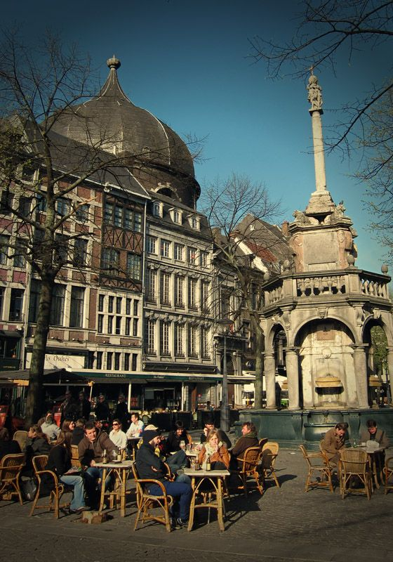 Liege Belgium  city images : Liege, Belgium Winter semester has just started, but i´am already ...