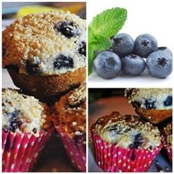 To Die For Blueberry Muffins | The Sweet Stuff | Pinterest