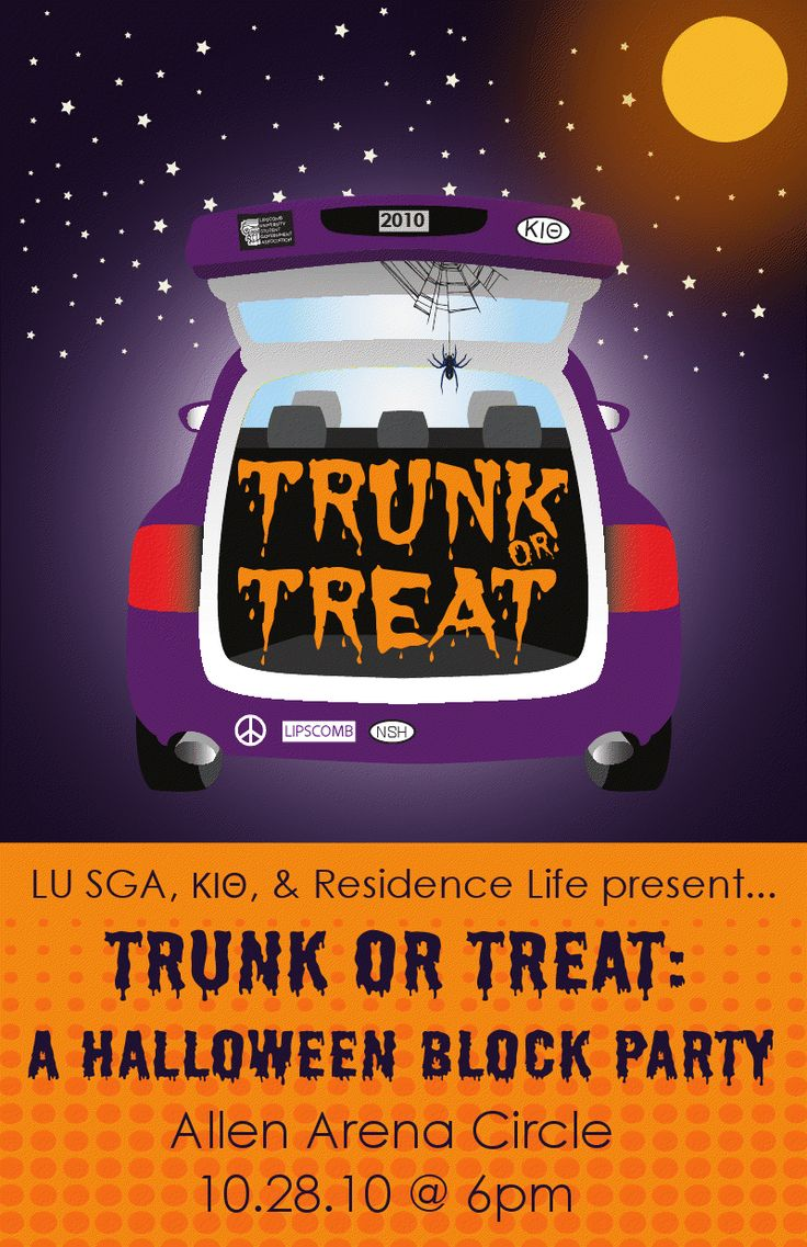 trunk or treat ideas - Google Search | Trunk or treat | Pinterest