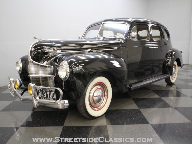 1940 dodge deluxe four door sedan antique autos dodge for 1940 dodge 4 door sedan