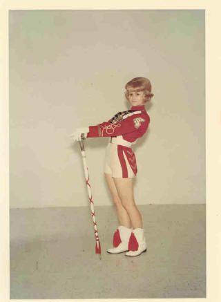 Vintage Majorette Uniform