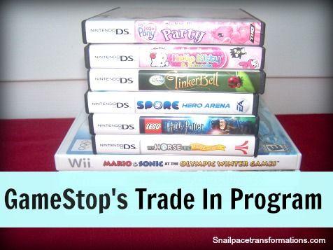 trade games for cash at gamestop