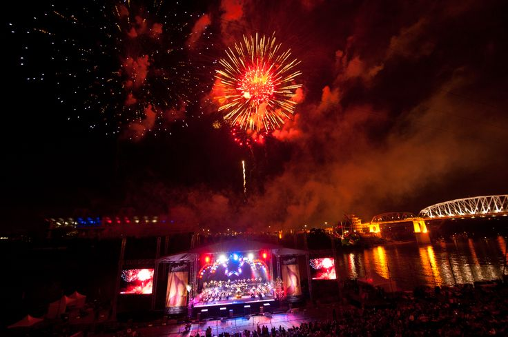 nashville 4th of july weekend events 2013