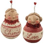 valentine's day cherub name