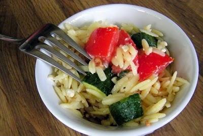 zucchini and orzo | Food | Pinterest