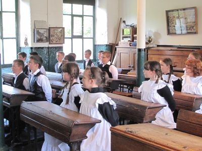 1940's Classroom