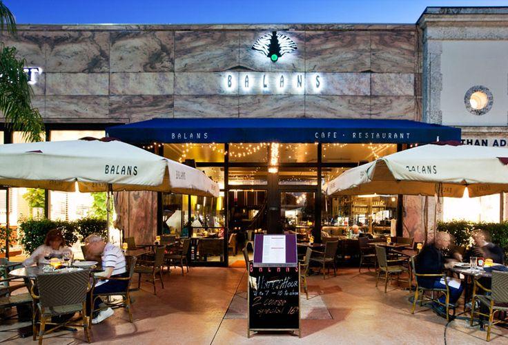 Balans Cafe Miami Beach