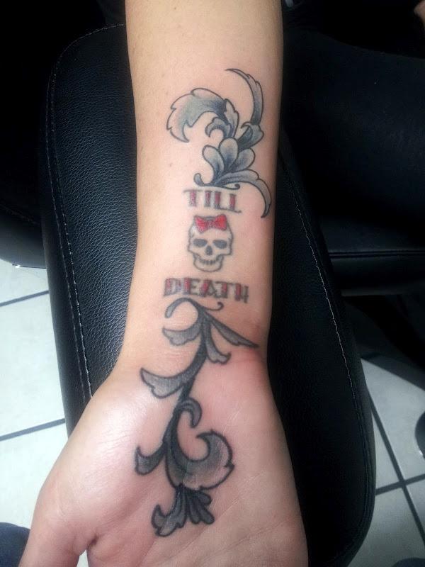 Josh hall mrhalltattooer 972 849 6428 tattoos i do for Love n hate tattoo