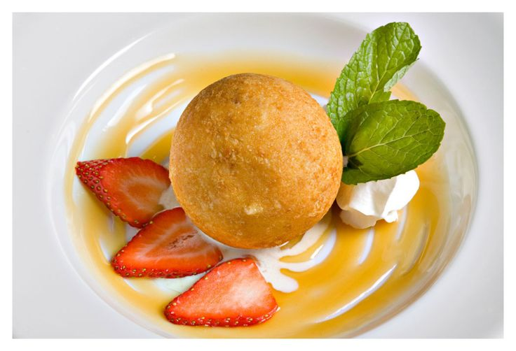 PERFECT Fried Ice Cream recipe!!! | China | Pinterest