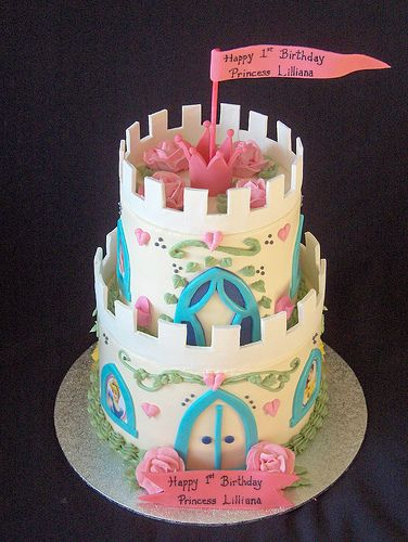 I'll be making this cake for Valentines day (without the disney princesses of course) - We'll see how it turns out!