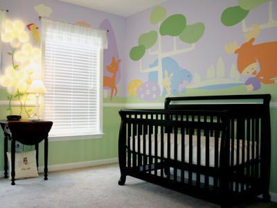 10 Decorating Ideas for Nurseries