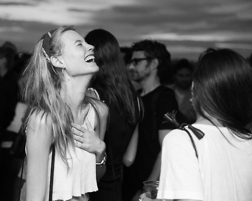 Behati Prinsloo  she is always so happy and beautiful   indie . soft grunge