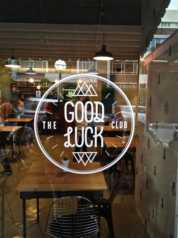 The Good Luck Club CI by Nicholas Christowitz