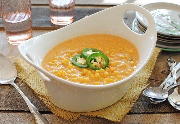 Slow Cooker Creamed Corn | Food | Pinterest
