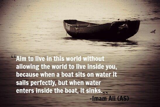 Imam Ali   Imam Ali (as) Quotes   Pinterest