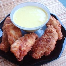 Yummy Honey Mustard Dipping Sauce - I added some paprika and did half ...