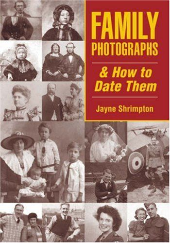 How to approximate dates for photographs.