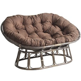Pier 1 Import's Double Papasan Chair: LOVE this in our garden room ...