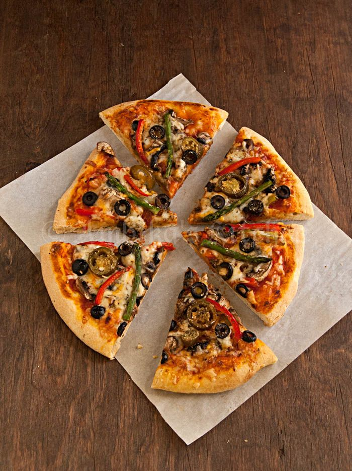 Semolina Pizza Dough - Want to make the absolute best-ever pizza dough ...