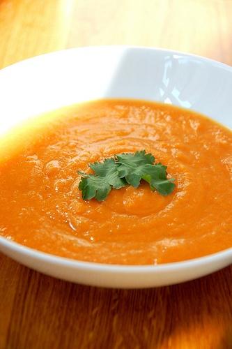 Sweet potato soup   Delicious Foods   Pinterest