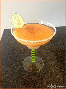 Persimmon Margarita | Drinks | Pinterest