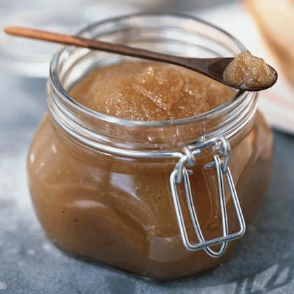 Recipe of the Day: Ginger Cardamom Pear Butter