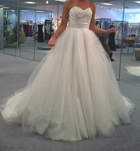 Cinderella style wedding dress alfred angelo : Alfred angelo quot cinderella interesting