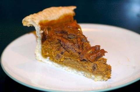 Sweet Potato Pecan Pie | Holidays | Pinterest