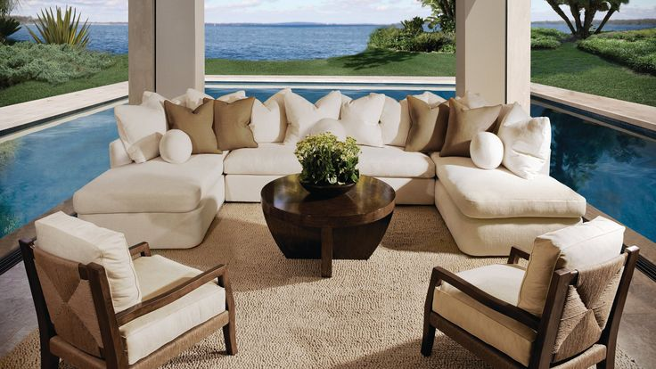 25 wonderful patio chairs in living room for Patio furniture in living room