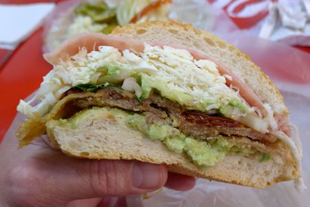 cemitas | Delicious things I must try | Pinterest