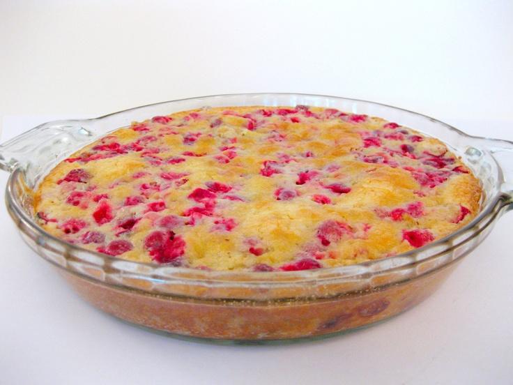 Cranberry Walnut Pie | Pies | Pinterest