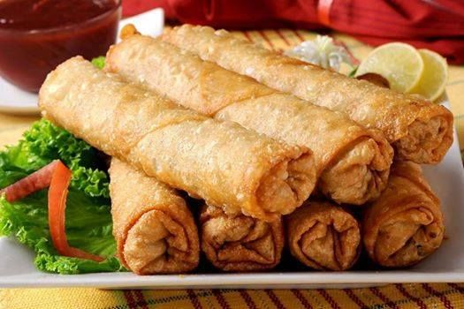 Chinese Egg Rolls Ingredients Serves 12 | Recipes | Pinterest