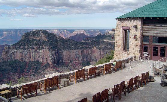 Grand Canyon North Rim Lodge Travel Pinterest