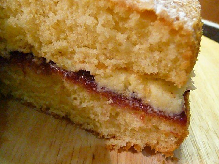 Cake Images With Recipe : Easy Sponge Cake 2 easy cake recipes