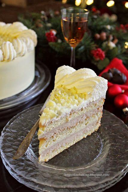 Chocolate-Chestnut Mousse Cake Recipe — Dishmaps