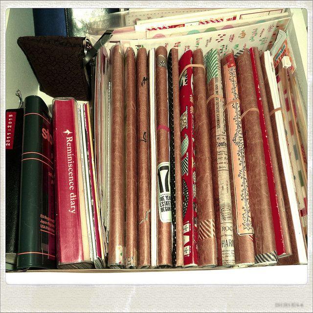 midori traveler's notebooks | Flickr - Fotosharing!