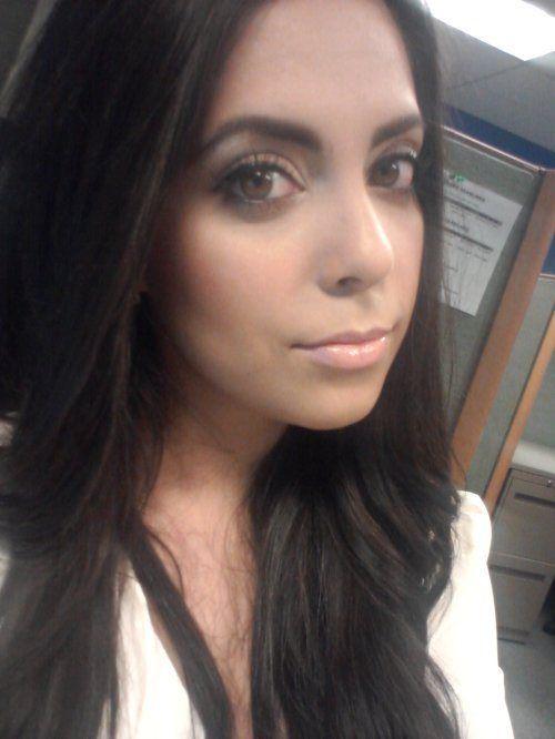 Bored at Work Selfies