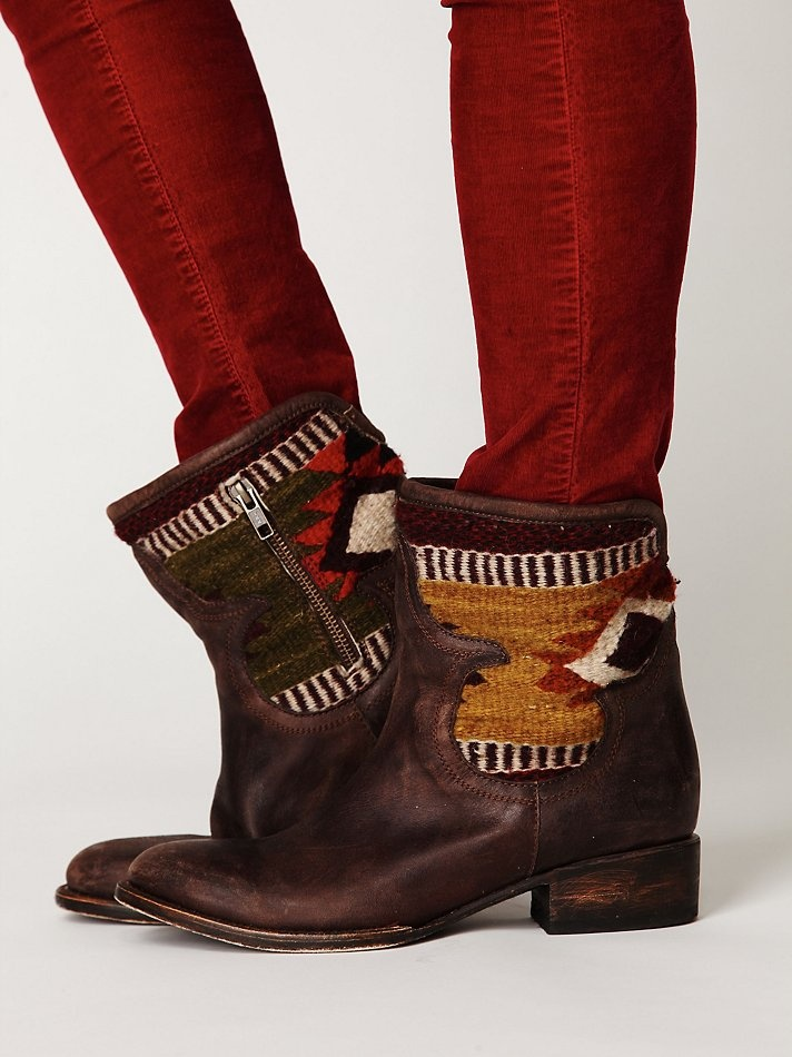 Freebird by Steven caballero ankle boots
