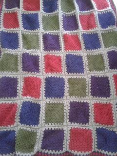 Afghan Pattern Crochet