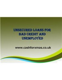 unsecured loans with no credit check