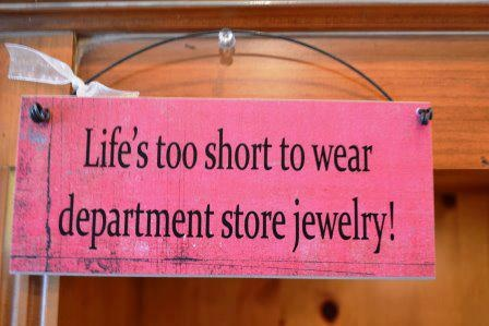 Pin by as the crow flies co on as the crow flies co for Words to wear jewelry