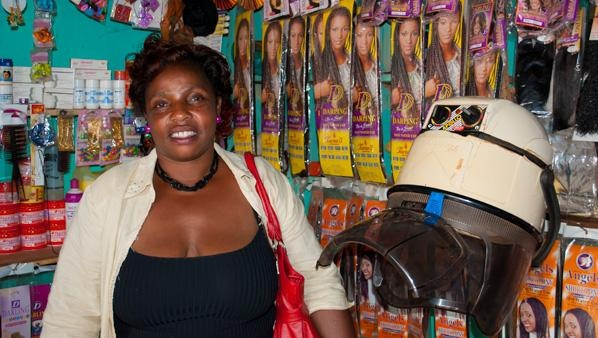 Sylvia client of uganda finance trust sylvia took her first loan of