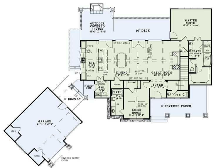 Pin by michele weiland on floor plans pinterest for Thehousedesigners com home plans