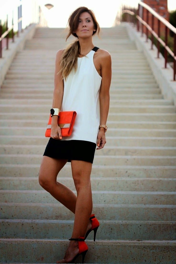 Summer Trends Latest Women Fashion. Like this look for a dressy/casual