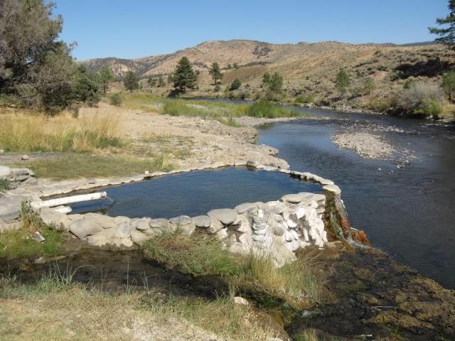 Carson River Hot springs | Hot Springs | Pinterest