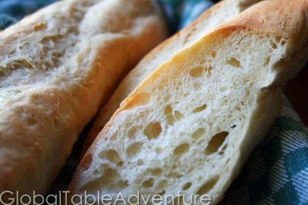 Recipe: Cuban Bread (Pan Cubano)