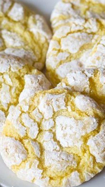 Lemon Cool Whip Cookies | Recipe